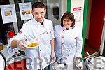 Shane Ó Dálaigh, Helena Ní Dhálaigh, An Gailearaí Beag, Dingle, pictured at Dingle Food Festival on Saturday last.