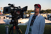 Logan Lucky (2017) <br /> Behind the scenes photo of Steven Soderbergh<br /> *Filmstill - Editorial Use Only*<br /> CAP/KFS<br /> Image supplied by Capital Pictures