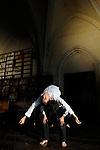 TRANSFORME ECRIRE SESSION 4/4....directrice artistique et pédagogique du PRCC : Myriam Gourfink ..Compositeur référent : Daniel Zea..Chorégraphes : Amandine Bajou, Mathieu Bajolet, Brenda Clark, Lorena Dozio, Aurélie Gandit, Florent Otello, Luna Paese, Mélanie Perrier, Sylvain Riejou..Compositeurs : Silvia Borzelli, Carlo Ciceri, Marc Garcia Vittoria..Chanteuses : Marine Beelen, Sarah Laulan, Marie Picault..Lieu :  Fondation Royaumont..Cadre : Fenêtre sur cour(s)..Ville :  Asnières sur Oise..Le : 24/02/2012..© Laurent PAILLIER / photosdedanse.com..All Rights reserved