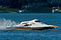 "Greg Issac, A-164 ""Blitz-Krieg"", 2.5 Mod hydroplane"