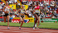 Photo: Richard Lane/Richard Lane Photography..Aviva British Grand Prix. 31/08/2009. Women's 800m.