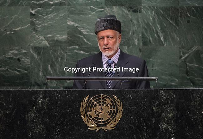 Oman<br /> GA 28th plenary meeting