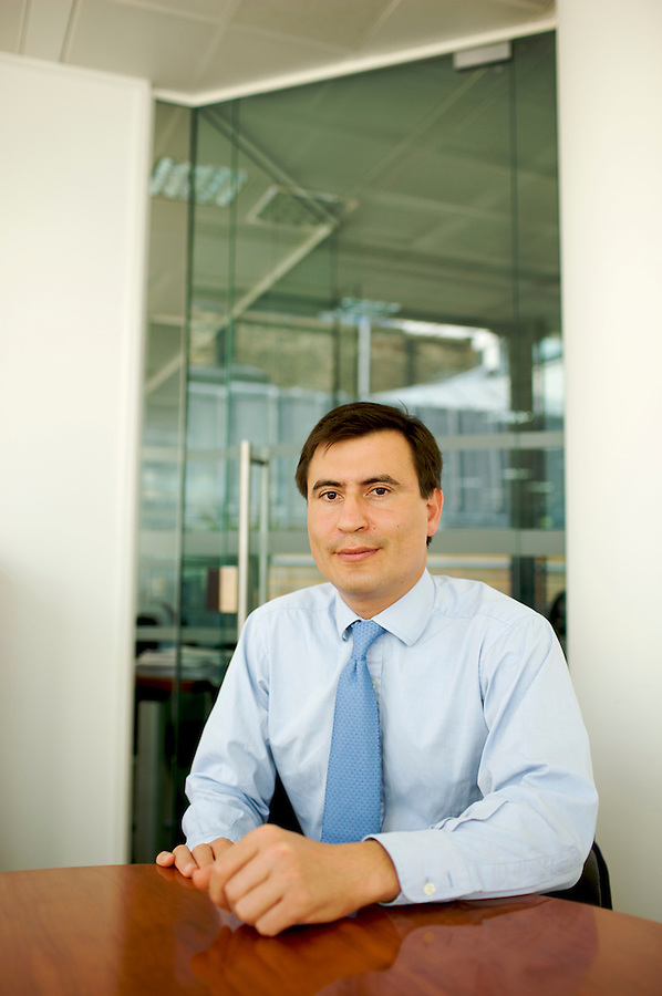 Christopher Hohn, Childrens Investment Fund in London UK