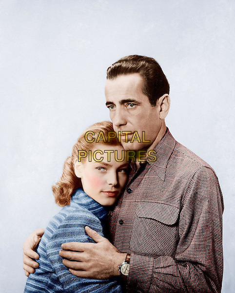 Lauren Bacall, Humphrey Bogart<br /> in Key Largo (1948) <br /> *Filmstill - Editorial Use Only*<br /> CAP/NFS<br /> Image supplied by Capital Pictures