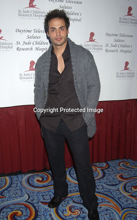 ..Stephen Martines..at the Ninth Annual Daytime Television Salutes St Jude Children's Research Hospital benefit on October 10, 2003..in New York City. Photo by Robin Platzer, Twin Images