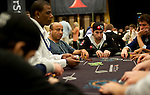 Tough table with Freddy Deeb and Team Pokerstars Pro Jonathan Duhamel.