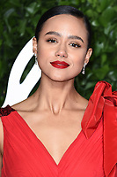 Nathalie Emmanuel<br /> arriving forThe Fashion Awards 2019 at the Royal Albert Hall, London.<br /> <br /> ©Ash Knotek  D3542 02/12/2019