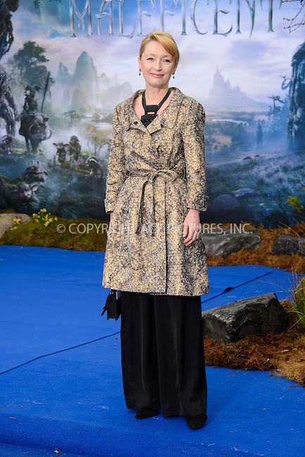 ACEPIXS.COM<br /> <br /> May 8 2014, London<br /> <br /> Leslie Manville at a private reception as costumes and props from Disney's 'Maleficent' are exhibited in support of Great Ormond Street Hospital at Kensington Palace on May 8, 2014 in London<br /> <br /> By Line: Famous/ACE Pictures<br /> <br /> ACE Pictures, Inc.<br /> www.acepixs.com<br /> Email: info@acepixs.com<br /> Tel: 646 769 0430
