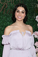 LOS ANGELES - MAR 11:  Ashley Iaconetti at the Seagram's Escapes Tropical Rose Launch Party at the hClub on March 11, 2020 in Los Angeles, CA