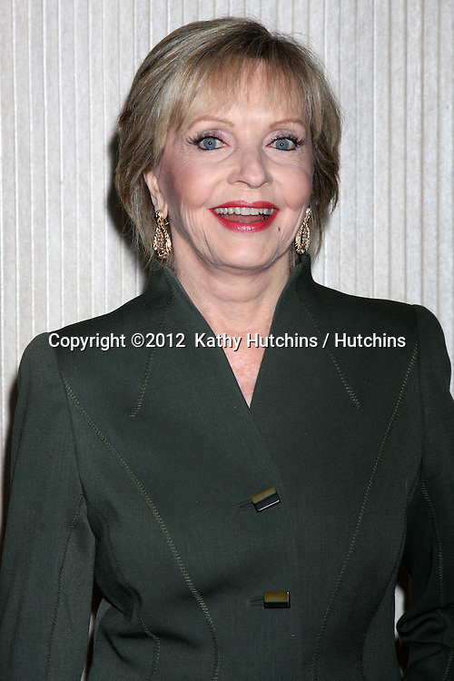 LOS ANGELES - MAR 18:  Florence Henderson arrives at the Professional Dancer's Society Gypsy Awards at the Beverly Hilton Hotel on March 18, 2012 in Los Angeles, CA