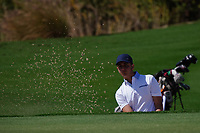 Part of the Junior Team playing with Guido Migliozzi (ITA) on the 17th during the Pro-Am of the Commercial Bank Qatar Masters 2020 at the Education City Golf Club, Doha, Qatar . 04/03/2020<br /> Picture: Golffile   Thos Caffrey<br /> <br /> <br /> All photo usage must carry mandatory copyright credit (© Golffile   Thos Caffrey)