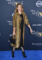 Laura Dern at the premiere for &quot;A Wrinkle in Time&quot; at the El Capitan Theatre, Los Angeles, USA 26 Feb. 2018<br /> Picture: Paul Smith/Featureflash/SilverHub 0208 004 5359 sales@silverhubmedia.com