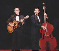 1997 <br /> Smothers Brothers <br /> Photo By John Barrett-PHOTOlink.net/MediaPunch