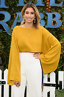 Stacey Solomon at the &quot;Peter Rabbit&quot; premiere at the Vue West End, Leicester Square, London, UK. <br /> 11 March  2018<br /> Picture: Steve Vas/Featureflash/SilverHub 0208 004 5359 sales@silverhubmedia.com