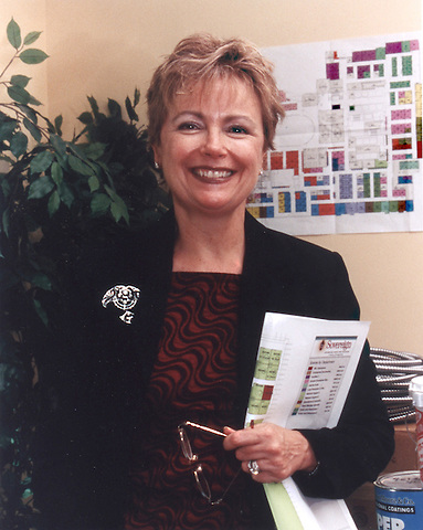 Gretchen Fox<br /> Fox Relocation Management<br /> Photo c Ellen Shub 2003<br /> All rights reserved