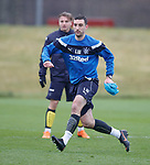 13.04.2018 Rangers training:<br /> Lee Wallace