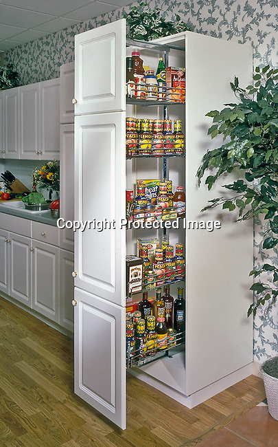 Custom Kitchen Pantry