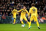 Nederland, Eindhoven, 31 maart 2012.Eredivisie.Seizoen 2011-2012.PSV-VVV 2-0.Yanic Wildschut van VVV in actie met de bal