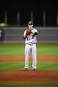 Siena Saints starting pitcher Tommy Miller (42) during a game against the UCF Knights on February 17, 2017 at UCF Baseball Complex in Orlando, Florida.  UCF defeated Siena 17-6.  (Mike Janes/Four Seam Images)