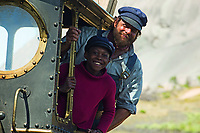 Jim Button and Luke the Engine Driver (2018)<br /> (Jim Knopf und Lukas der Lokomotivfuhrer)<br /> *Filmstill - Editorial Use Only*<br /> CAP/MFS<br /> Image supplied by Capital Pictures