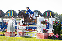 AUS-Andrew Hoy (RUTHERGLEN) TEAM AUSTRALIA: INTERIM-23RD: DHL PREIS CICO3* EVENTING JUMPING: 2014 GER-CHIO Aachen Weltfest des Pferdesports (Friday 18 July) CREDIT: Libby Law COPYRIGHT: LIBBY LAW PHOTOGRAPHY - NZL