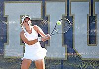 FIU Tennis v. Liberty (1/25/15)