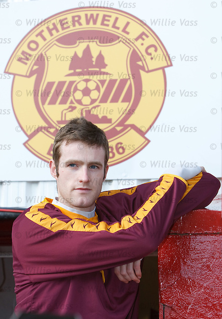 Brian McLean, Motherwell pre-match press conference