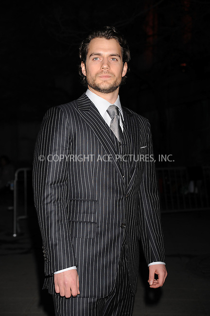 WWW.ACEPIXS.COM . . . . . ....April 21 2009, New York City....Actor Henry Cavill arriving at the Vanity Fair party for the 2009 Tribeca Film Festival at the State Supreme Courthouse on April 21, 2009 in New York City.....Please byline: KRISTIN CALLAHAN - ACEPIXS.COM.. . . . . . ..Ace Pictures, Inc:  ..tel: (212) 243 8787 or (646) 769 0430..e-mail: info@acepixs.com..web: http://www.acepixs.com