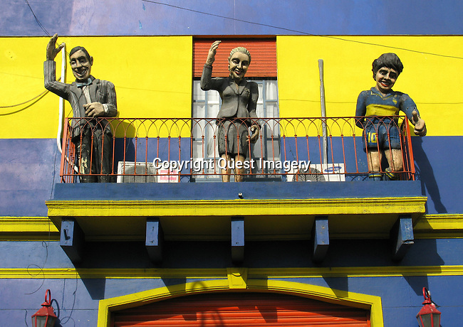 La Boca is a barrio (district) of the Argentine capital, Buenos Aires. It retains a strong European flavour, with many of its early settlers being from the Italian city of Genoa. In fact the name has a strong assonance with the Genoese neighborhood of Boccadasse, and some people believe that the Buenos Aires barrio was indeed named after it. The conventional explanation is that the neighborhood sits at the mouth (&quot;boca&quot; in Spanish) of the Riachuelo.<br />