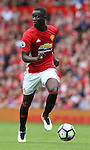 Eric Bailly of Manchester United during the Premier League match at Old Trafford Stadium, Manchester. Picture date: September 10th, 2016. Pic Simon Bellis/Sportimage
