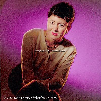 Karen Edwards - Director of Brand Management - Yahoo!, editorial, portrait