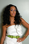 Solange Knowles, younger sister of Beyonce Knowles poses for a portrait after a free show at  a Wal-Mart store in Houston,Texas Sunday August 31,2008.