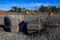 Site operations at C3 in Masterton, New Zealand on Tuesday, 2 July 2019. Photo: Dave Lintott / lintottphoto.co.nz