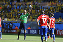 Howard Webb (Referee), JUNE 28, 2014 - Football / Soccer : FIFA World Cup Brazil 2014 round of 16 match between Brazil and Chile at the Mineirao Stadium in Belo Horizonte, Brazil. (Photo by AFLO)