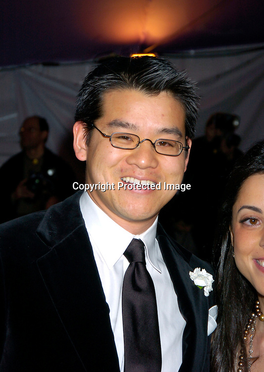 Peter Som ..at The Costume Institute Gala of the Metropolitan Museum of Art on April 26, 2004 ...Photo by Robin Platzer, Twin Images