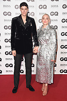 LONDON, UK. September 05, 2018: Rose McGowan at the GQ Men of the Year Awards 2018 at the Tate Modern, London