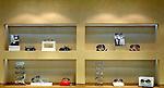 Display, Eye Clinic, New York City