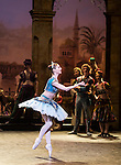 "English National Ballet. ""Le Corsaire""."