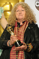 28 February 2016 - Hollywood, California - Jenny Beavan. 88th Annual Academy Awards presented by the Academy of Motion Picture Arts and Sciences held at Hollywood & Highland Center. Photo Credit: Byron Purvis/AdMedia