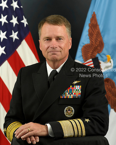 Admiral James A. Winnefeld, Jr., serves as the ninth Vice Chairman of the Joint Chiefs of Staff. In this capacity, he is a member of the Joint Chiefs of Staff and the Nation's second highest-ranking military officer..Mandatory Credit: Monica A. King / DoD via CNP