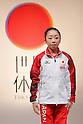 Mai Yamagishi (JPN), September 12, 2011 - Artistic Gymnastics : Mai Yamagishi attends press conference in Tokyo, Japan, regarding the Artistic Gymnastics World Championships 2011 Tokyo. (Photo by Yusuke Nakanishi/AFLO SPORT) [1090]