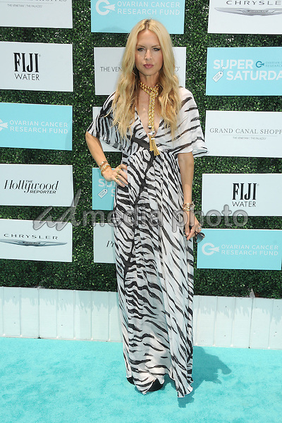 16 May 2015 - Santa Monica, California - Rachel Zoe. 2nd Annual OCRF Super Saturday LA held at Barker Hangar. Photo Credit: Byron Purvis/AdMedia