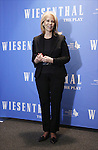 Daryl Roth attends the 'Wiesenthal' Press Presentation at the Acorn Theatre on October 20, 2014 in New York City.