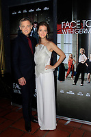 LOS ANGELES - OCT 6: Liv Lisa Fries, Volker Bruch at the Babylon Berlin International Premiere held at The Theatre at Ace Hotel on October 6, 2017 in Los Angeles, CA