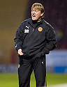 :: MOTHERWELL MANAGER STUART MCCALL  ::.11/05/2011 sct_jsp012_motherwell_v_kilmarnock     .Copyright  Pic : James Stewart.James Stewart Photography 19 Carronlea Drive, Falkirk. FK2 8DN      Vat Reg No. 607 6932 25.Telephone      : +44 (0)1324 570291 .Mobile              : +44 (0)7721 416997.E-mail  :  jim@jspa.co.uk.If you require further information then contact Jim Stewart on any of the numbers above.........