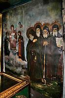 Kiev-Pechersk Lavra,Near caves,Venerable Anthony of Pechersk,Kiev,Ukraine