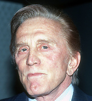 Kirk Douglas, 1987, Photo By John Barrett/PHOTOlink