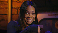 Malika Haqq<br /> Celebrity Big Brother 2018 - Day 6<br /> *Editorial Use Only*<br /> CAP/KFS<br /> Image supplied by Capital Pictures