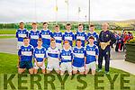 Ardfert  U16 Team  at the  Parnells Invitational Tournament in John Mitchells GAA on Saturday