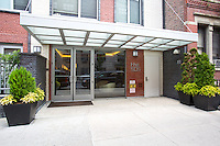 Entrance to 505 West 47th Street